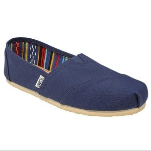 Classic Canvas Shoes by TOMS